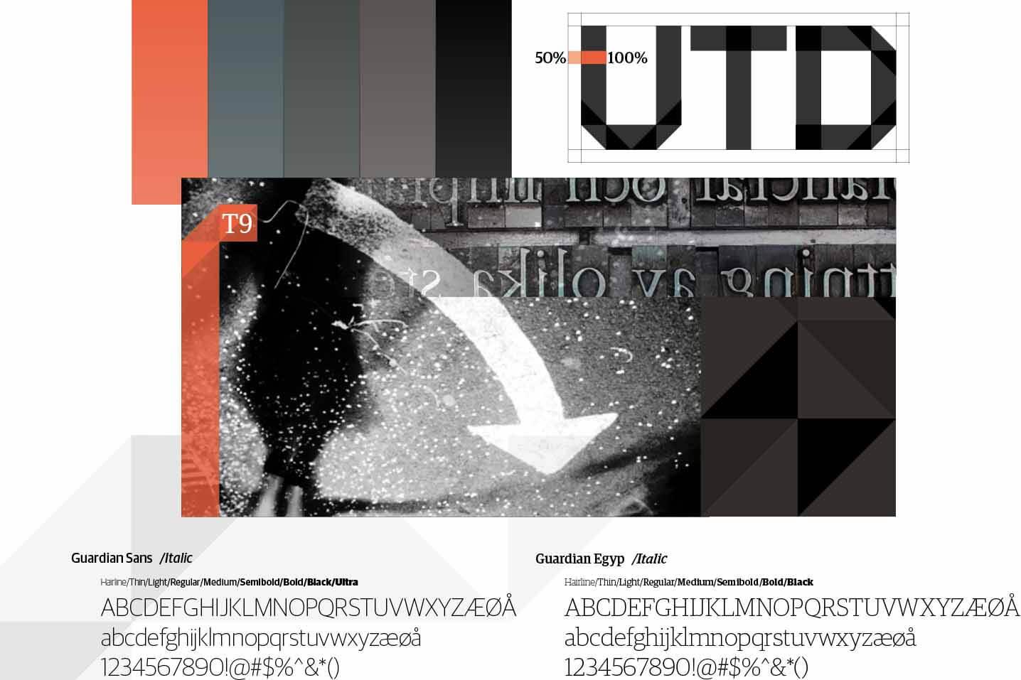 Redesign UTD